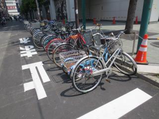 放置自転車 墨田区公式ウェブサ...